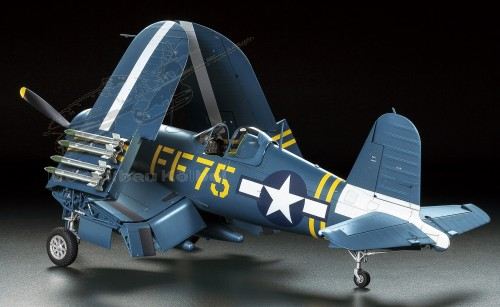 US. Vought F4U-1D