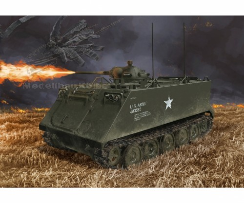 M132 Amored Flamethrower