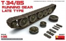 T-34/85Running Gear.late Type